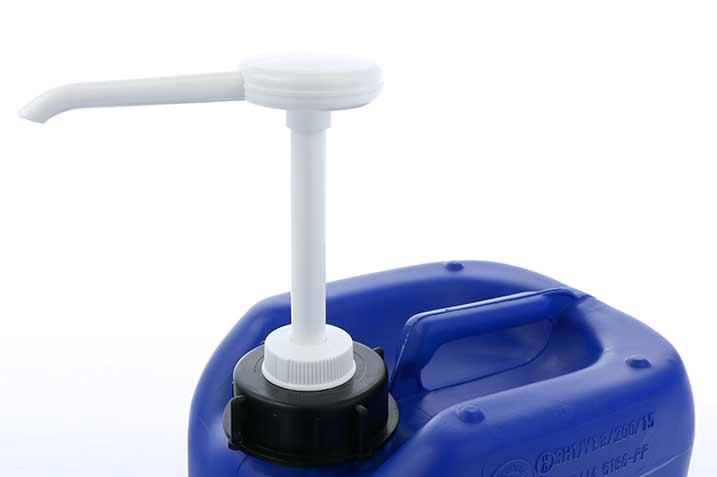 Gel hydroalcoolique 5l avec pompe